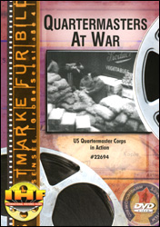 Quartermasters At War DVD - www.ihfhilm.com