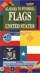 Alabama To Wyoming: Flags Of The United States (VHS Tape) - www.ihfhilm.com