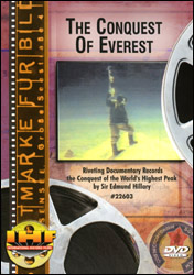 Conquest Of Everest DVD - www.ihfhilm.com