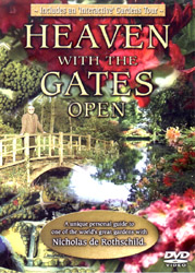 Heaven With The Gates Open DVD (Tour of Exbury Gardens, England) - www.ihfhilm.com