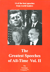 Greatest Speeches Of All Time Vol.2 DVD - www.ihfhilm.com