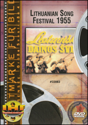 The Lithuanian Song Festival 1955 DVD - www.ihfhilm.com