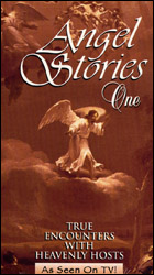 Angel Stories One-True Encounters with Heavenly Hosts  (VHS Tape) - www.ihfhilm.com