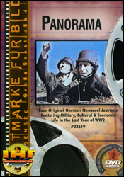 Panorama: (Color German Wartime Newsreels )DVD - www.ihfhilm.com