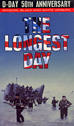 The Longest Day (WWII) (VHS Tape) - www.ihfhilm.com