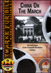 China On The March DVD - www.ihfhilm.com