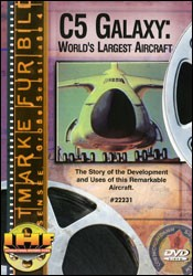 C-5 Galaxy: World's Largest Aircraft DVD - www.ihfhilm.com