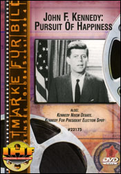 JFK  Pursuit Of Happiness DVD - www.ihfhilm.com