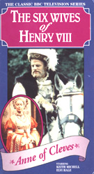 The Six Wives Of Henry VIII. (Three Pack) (VHS Tape) - www.ihfhilm.com
