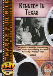 Kennedy In Texas DVD - www.ihfhilm.com