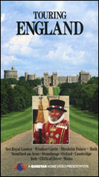 Touring England  (VHS Tape) - www.ihfhilm.com