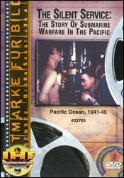 Silent Service: The Story of Submarine Warfare in the Pacific DVD - www.ihfhilm.com