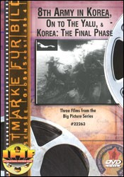 8th Army In Korea DVD - www.ihfhilm.com