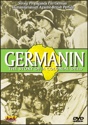 Germanin: The Story of a Colonial Deed DVD (Germanin: Die  Geschichte Einer Kolonialen Tat) - www.ihfhilm.com