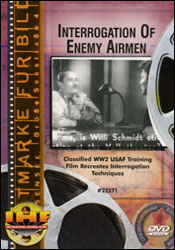 Interrogation Enemy Airmen DVD - www.ihfhilm.com