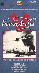 Victory At Sea Vol 1 (VHS Tape) - www.ihfhilm.com