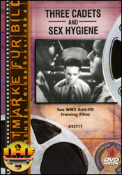 Three Cadets/Sex Hygiene DVD - www.ihfhilm.com