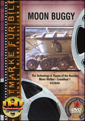 Moon Buggy DVD (Soviet Lunokhod I Space Rover) - www.ihfhilm.com