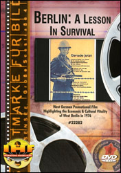 Berlin: Lesson In Survival DVD - www.ihfhilm.com