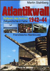The Atlantic Wall 1942-44 Bulwark Of The Empire Volume 1:The French Atlantic Coast (History In Color) Book - www.ihfhilm.com