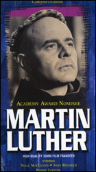 Martin Luther  (VHS Tape) - www.ihfhilm.com