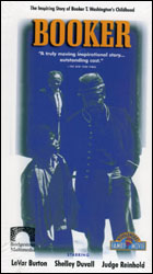 Booker: The Inspiring Story of Booker T. Washington's Childhood  (VHS Tape) - www.ihfhilm.com