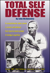 Total Self Defense (John McSweeney) DVD - www.ihfhilm.com