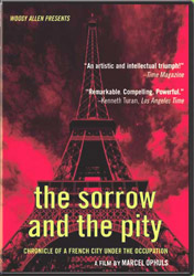 The Sorrow And The Pity: Chronicle Of A French City Under The Occupation (Marcel Ophuls) (DVD) - www.ihfhilm.com