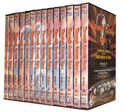 Through Enemy Eyes (German Newsreels)<BR> Complete 14 Volume DVD Set - www.ihfhilm.com