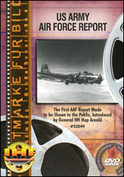 US Army Air Force Report DVD - www.ihfhilm.com