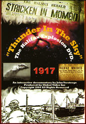 Thunder in the Sky - The Halifax Explosion (DVD) - www.ihfhilm.com