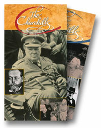 The Churchills (VHS Tape) - www.ihfhilm.com