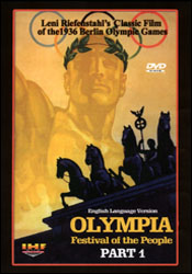 Olympia Part 1 (Festival Of The People) DVD - www.ihfhilm.com