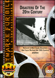 Disasters Of 20th Century DVD - www.ihfhilm.com