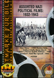Assorted Nazi Political Films: 1932 - 1943 (Nazi Propaganda)  DVD Educational Edition - www.ihfhilm.com