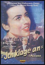 Ich Klage An (I Accuse) DVD Educational Edition - www.ihfhilm.com