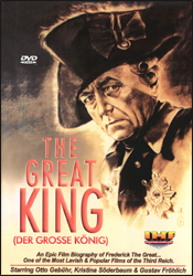 The Great King DVD ( Der Grosse König, Veit Harlan 1941 ) Educational Edition - www.ihfhilm.com