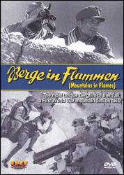 Berge in Flammen (Mountains in Flames) DVD Educational Edition - www.ihfhilm.com