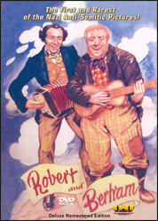 Robert and Bertram (Robert Und Bertram) Hans Zerlett, 1939 DVD Educational Edition - www.ihfhilm.com