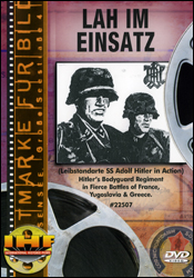 Lah Im Einsatz:  (Leibstandarte SS Adolf Hitler In Action) DVD Educational Edition - www.ihfhilm.com