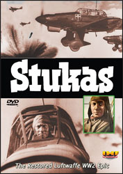 Stukas: Restored Luftwaffe Epic (Karl Ritter) DVD Educational Edition - www.ihfhilm.com