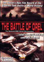 The Battle of Orel (Kursk) Restored WW2 Soviet Documentary DVD Educational Edition - www.ihfhilm.com