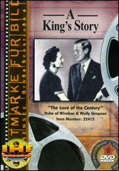 A King's Story : The Love Story of the Century (Duke and Duchess of Windsor) DVD Educational Edition - www.ihfhilm.com