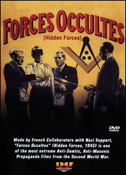 Forces Occultes (Hidden Forces, 1943) (DVD) Educational Edition - www.ihfhilm.com