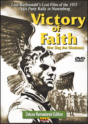Victory of Faith Deluxe Remastered DVD (Der Sieg des Glaubens) Educational Edition - www.ihfhilm.com