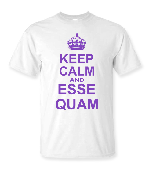 Delta Phi Epsilon Keep Calm T Shirts Sale Greek