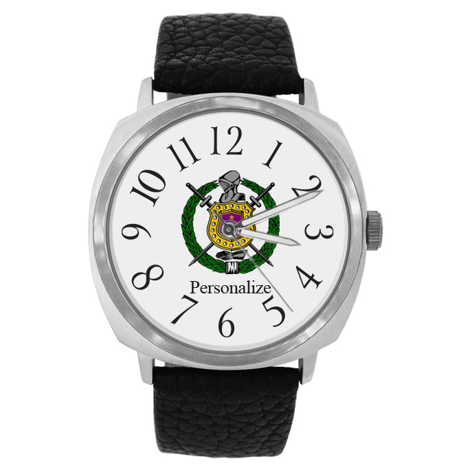 Omega Psi Phi Sports Watch