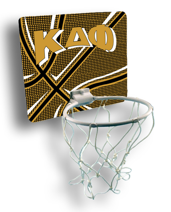 Kappa Delta Phi Mini Basketball Hoop