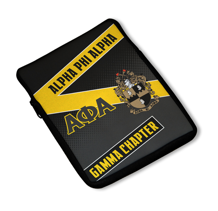 Fraternity Sorority iPad Case