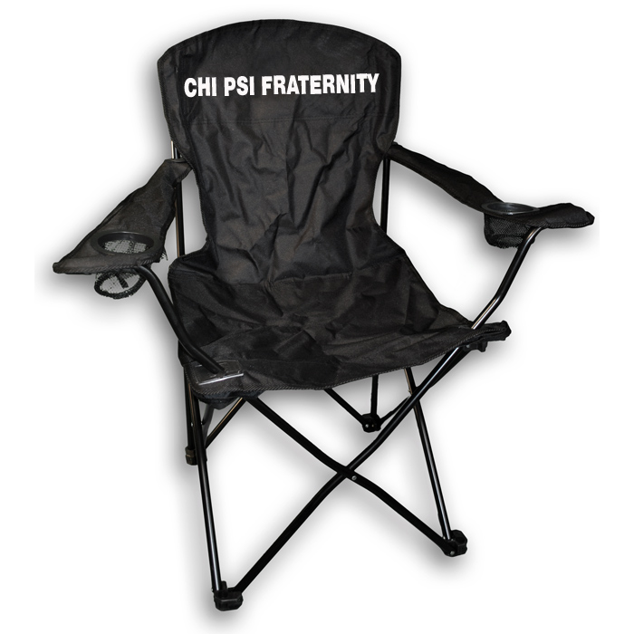 Chi Psi Recreational Chair